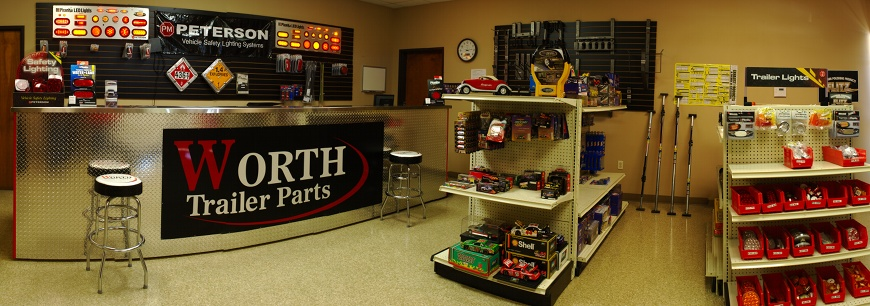 Worth Trailer Parts in Fort Worth | Fort Worth Trailer Part Sales
